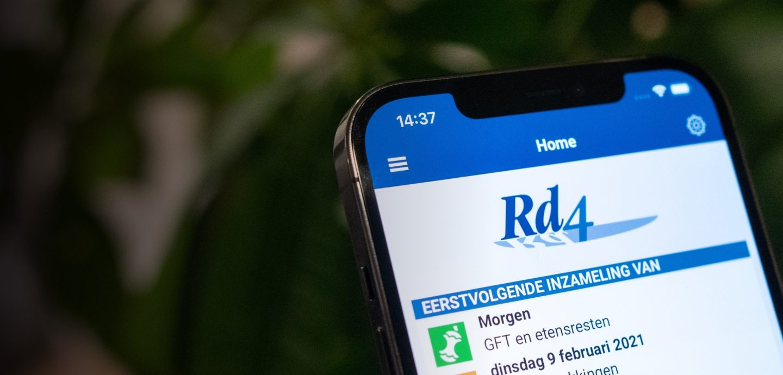 Case overzicht rd4 app